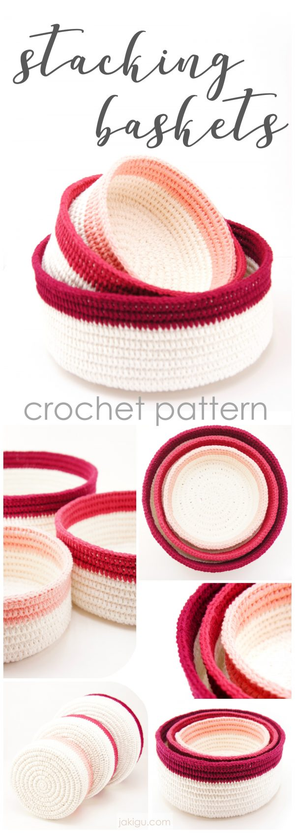 An exquisite beginner's guide to coiled crochet by JaKiGu